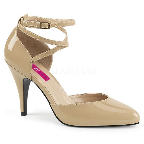 D´Orsay Lack Pumps cream DREAM-408